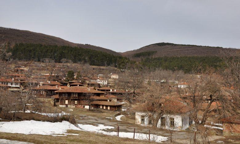 Село Жеравна