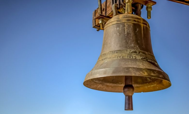 Камбана на манастир