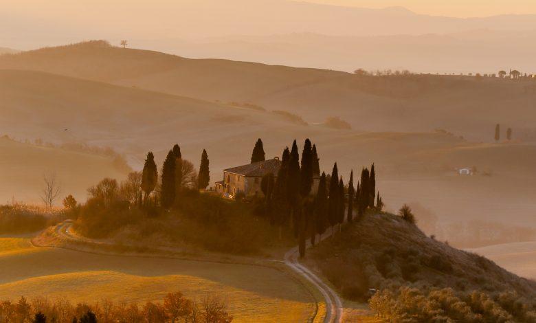 Тоскана Италия